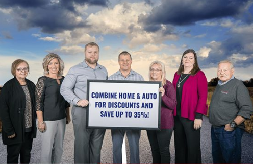 Save on Insurance With The Service Agency